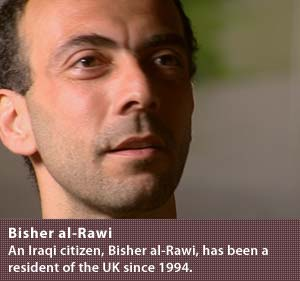 Image result for Bisher al-Rawi