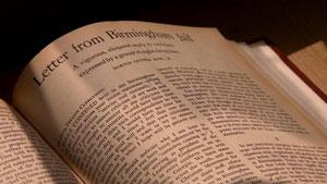 letter from birmingham