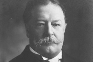 william howard taft bath tub