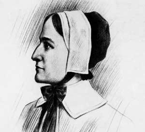 anne hutchinson thesis