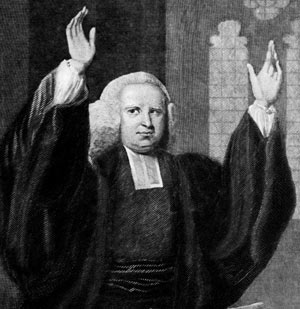 george whitefield Most famous of colonial characters, the reverend george whitefield (spelled   the reverend george never came to our area , or hardly even to maine (he.