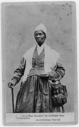 the life and times of sojourner truth Sojourner truth this essay sojourner truth and other 63,000+ term papers sojourner was traded and sold many times throughout her life sojourner ran away from slavery before the emancipation act was published, and decided to change her name to sojourner truth.