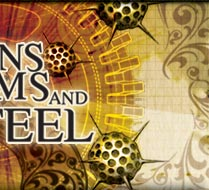 guns germs and steel audiobook free