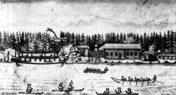 The First Russian Settlement 63