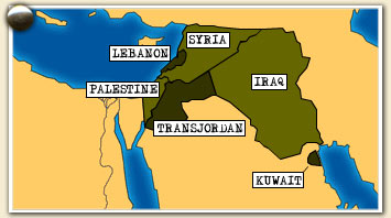 Lawrence Of Arabia Emerging Middle East PostWW Paris Peace - Modern map of paris