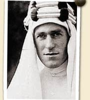 the life of the great arab revolt leader thomas edward lawrence lawrence of arabia Lieutenant colonel thomas edward lawrence  (great arab revolt project), with an aim to gather more information about the epic ambush  dr neil faulkner's .