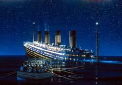 1912 : Sinking of the Titanic Anniversary
