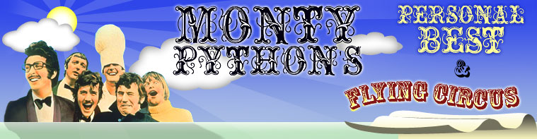 Monty Python S Personal Best And Flying Circus Pbs