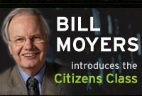 Moyers on America Citizens Class