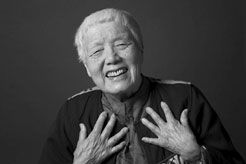 Grace Lee Boggs photo by Robin Holland