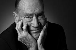 John Bogle photo by Robin Holland