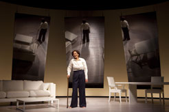 The portrayal of the real life in fires in the mirror by anna deavere smith