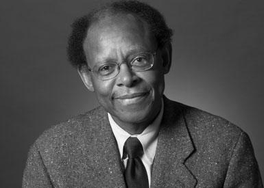 James Cone, photo by Robin Holland