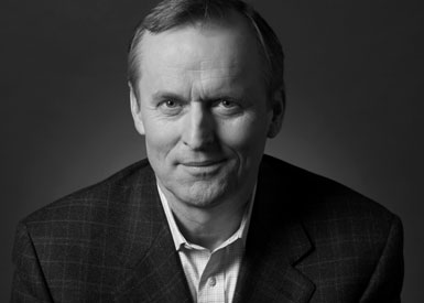 John Grisham, photo by Robin Holland