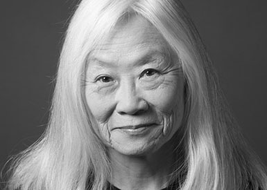 Maxine Hong Kingston, photo by Robin Holland