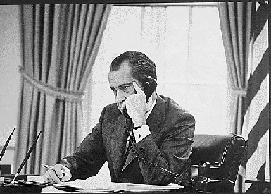 Nixon releasing White House tape transcripts