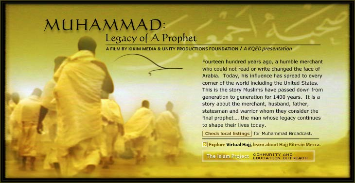 Muhammad: Legacy of a Prophet | PBS