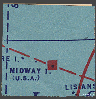 Doolittle Radi & Midway Map - Enlarged