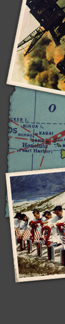 Pearl Harbor Image Collage