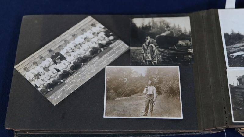 Harry Duker Baseball Archive ca 1908 Antiques Roadshow