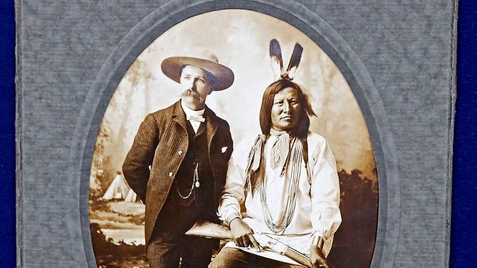 Old West Memorabilia Ca 1880