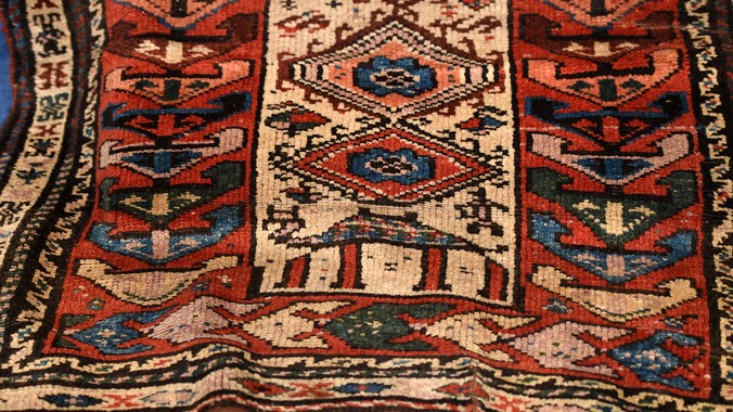 Northwest Persian Tribal Runner Ca