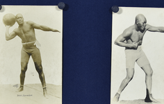 Article | Jack Johnson: Polarizing Champion