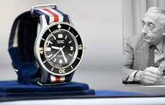 Article | Jacques Cousteau and the Aqua-Lung Watch