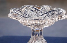 Appraisal Update | Cut Glass Centerpiece Base, ca. 1885