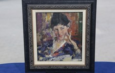 Related | Nicolai Fechin Oil Portrait, ca. 1925