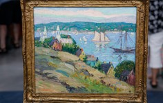 Related | Fern Isabel Coppedge Oil, ca. 1930