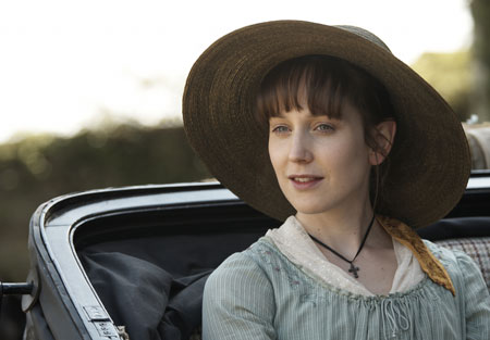 Hattie Morahan as Elinor Dashwood