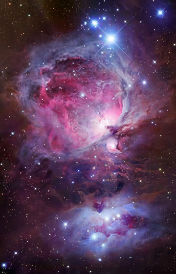 orion nebula and human brain-#29