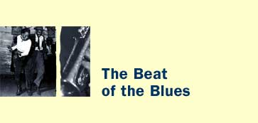 The Blues   Blues Classroom   Lesson Plans   The Beat of the