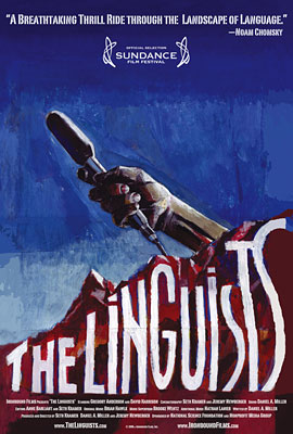The Linguists Theatrical Poster