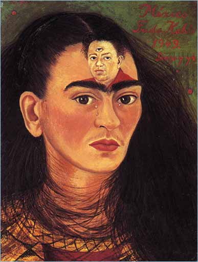 The life and works of frida kahlo