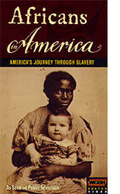 Africans in America: Journey Through Slavery
