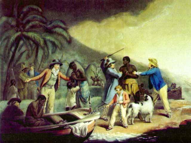 slave trade in america