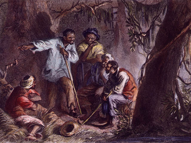 Nat Turner Rebellion