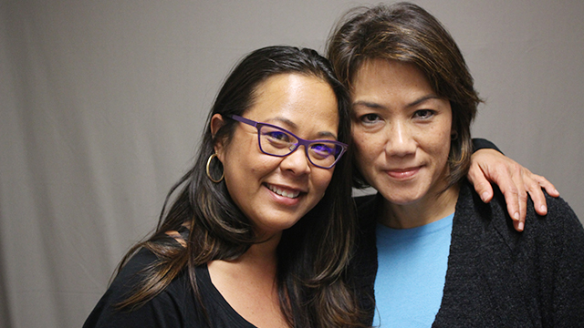 Devaki Ananda Murch and Thoa  Nguyen