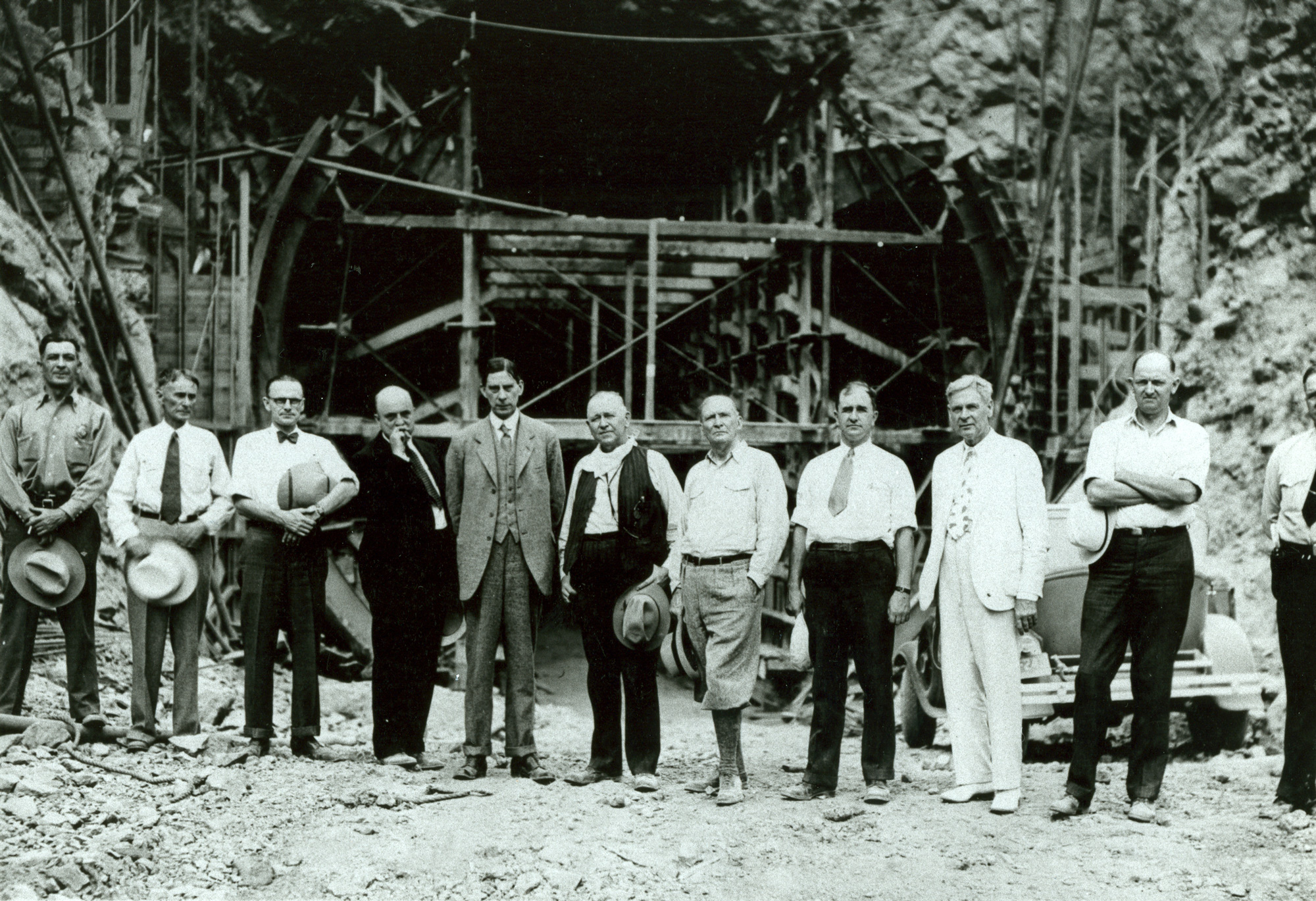 The Men Who Built the Dam | American Experience | Official Site | PBS