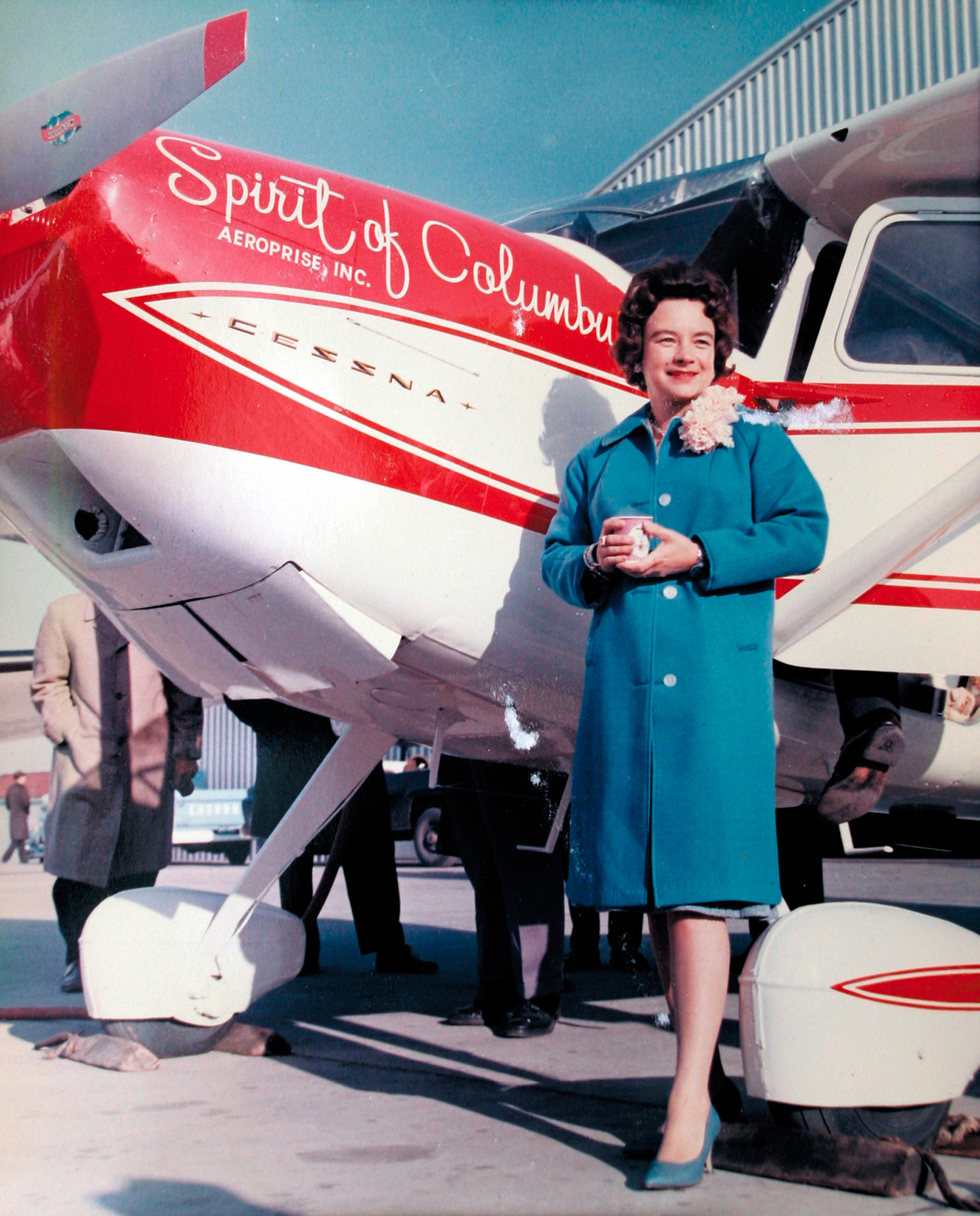 Significant Women in Flight | American Experience | Official