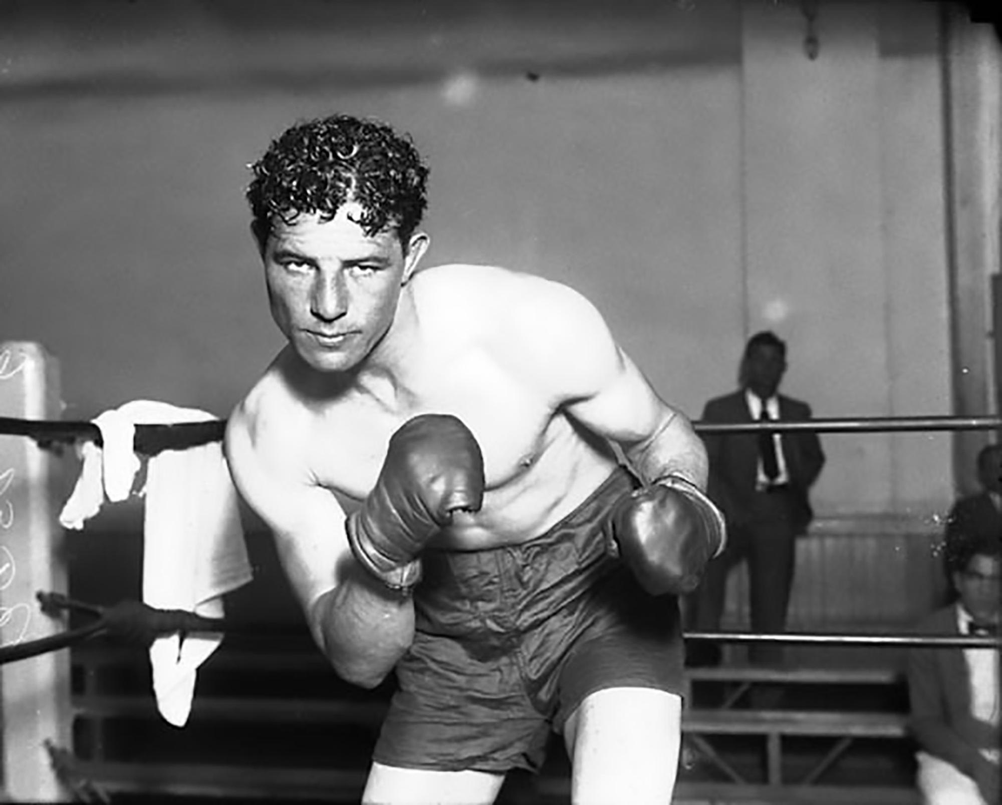 Boxers of the Golden Age | American Experience | Official Site | PBS