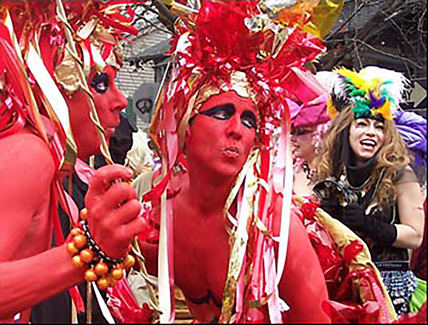 Greetings From Mardi Gras American Experience Official Site Pbs