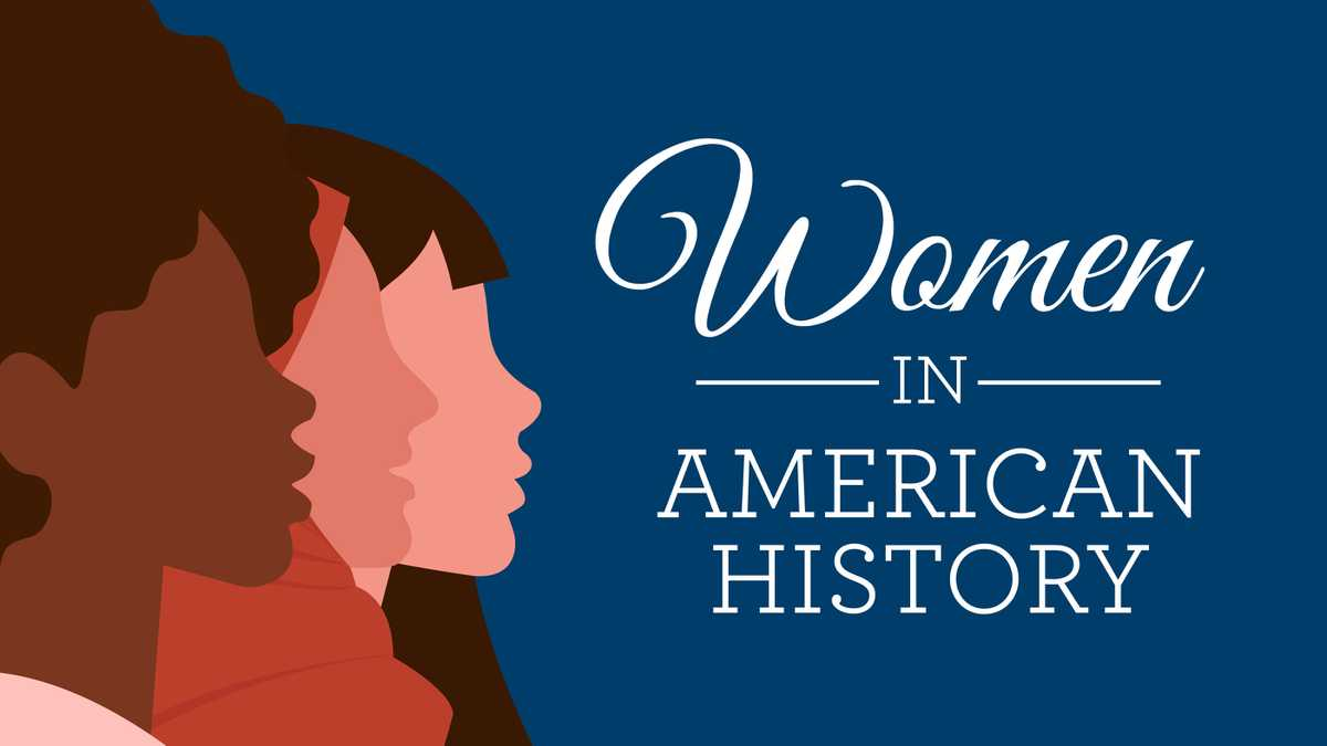 Women in American History | American Experience | PBS