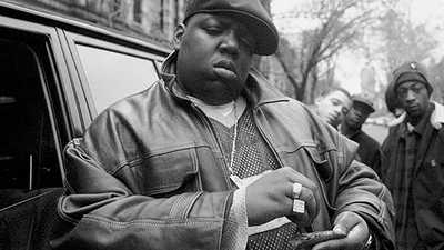 1997 | Mo Money Mo Problems by Notorious B.I.G. poster image