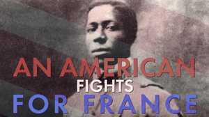 Eugene Bullard: An American in France poster image