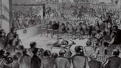 The Trial of John Brown poster image
