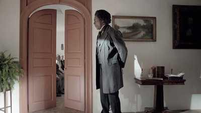 Garrison Introduces Douglass poster image