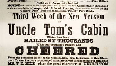Uncle Tom's Cabin poster image